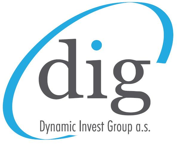 Dynamic Invest Group a.s. - Logo